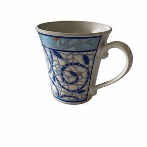 Pfaltzgraff Mugs (set of 5) From Monaco Collection